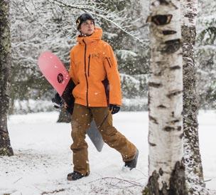 Burton AK Setting The Standard In Outerwear
