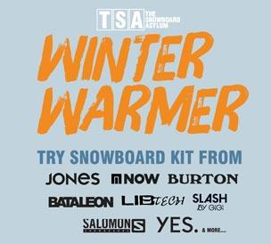 TSA Winter Warmer Demo