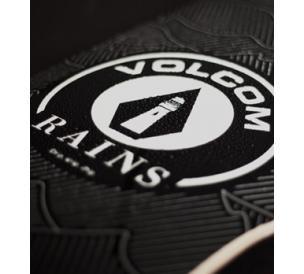 Win a Volcom x RAINS skateboard