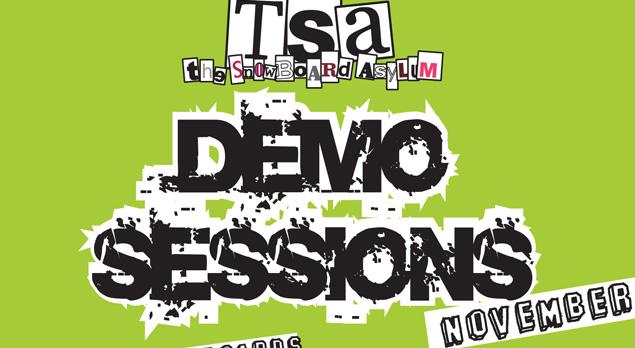 Demo Session 2015 Nov