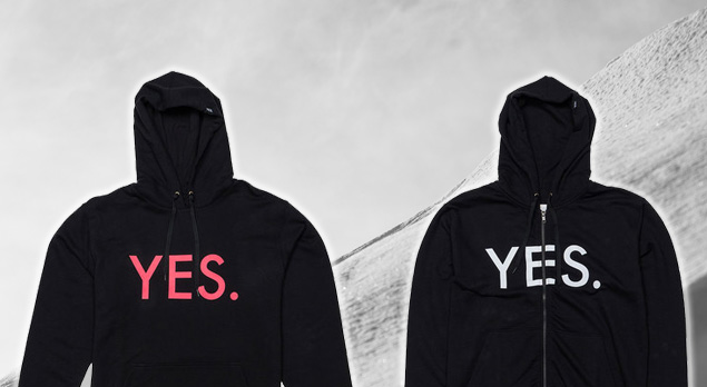 Free YES Hoodie with Basic & Emoticon snowboards