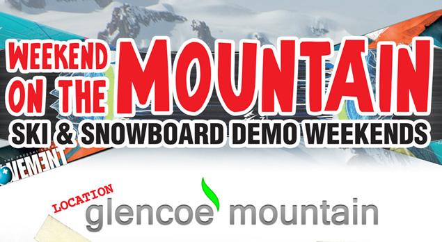 Glencoe Weekend on the Mountain