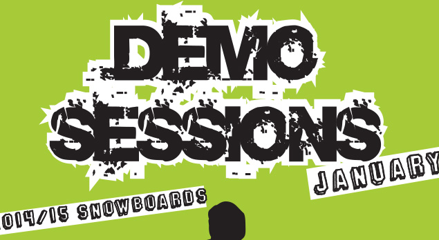 January 2015 Demo Sessions
