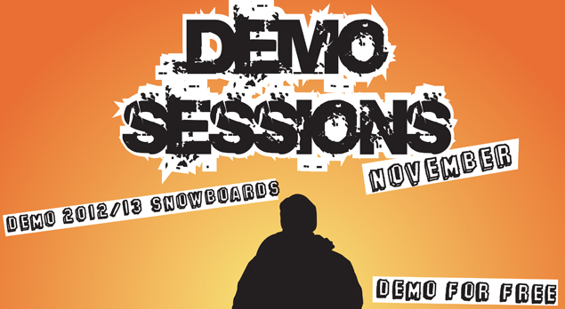 November Demo Sessions