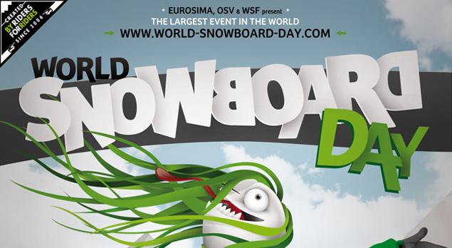 TSA & World Snowboard Day