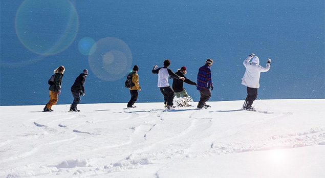 Why Go Snowboarding In Spring