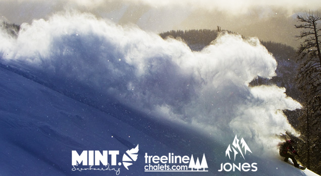 Win A Backcountry Snowboard Experience
