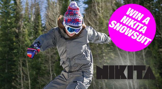 Win a Nikita Olympus Snowsuit