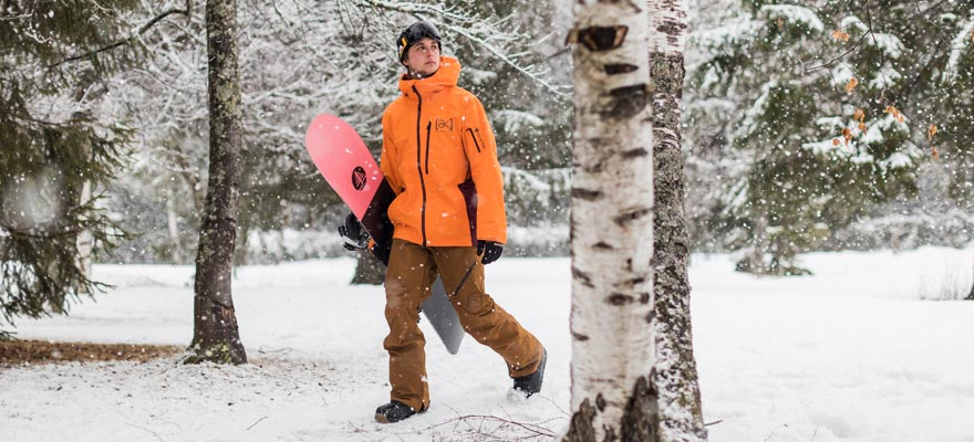 Burton AK Setting The Standard In Outerwear