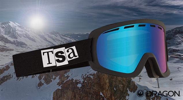 Dragon x TSA Goggle Giveaway