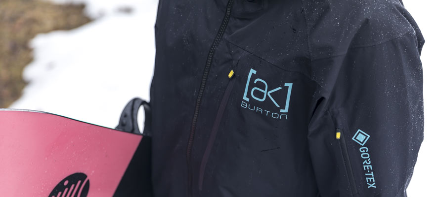 How To Clean And Reproof Your Snowboard Jacket And Pants