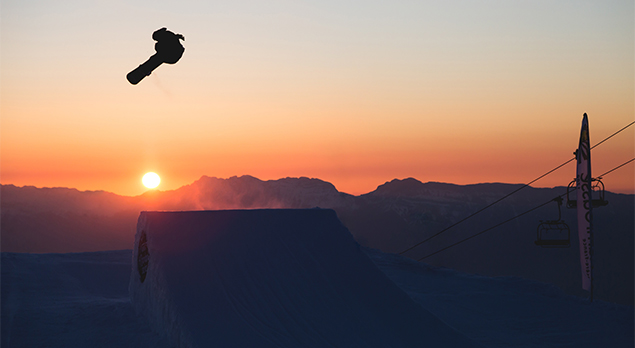 How To Take Amazing Snowboard Photography