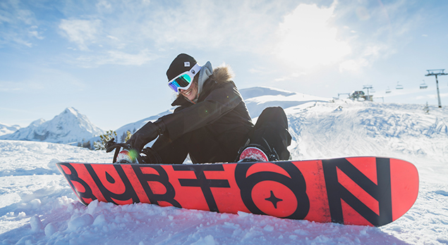 Tech Series - Snowboard Profiles