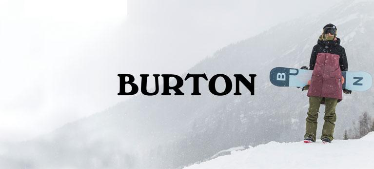 Burton Brand Logo