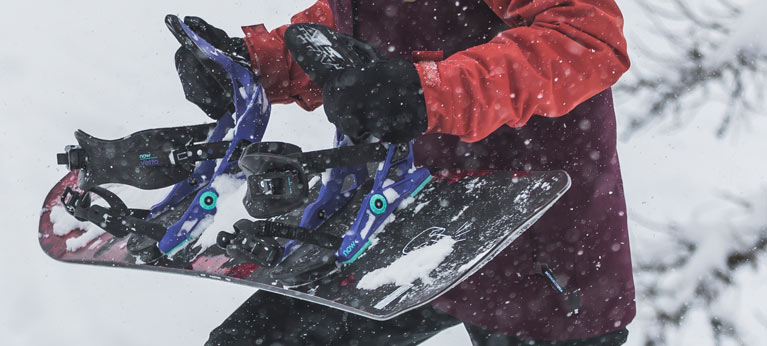 Now Snowboard Bindings