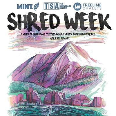 TSA Shred Week