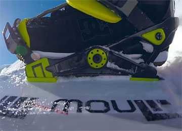 Now Snowboard Bindings