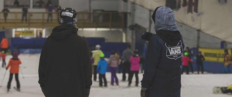 Snowboard Coaching