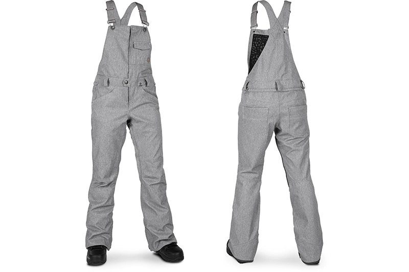 Women's Swift Snowboard Bib Overall