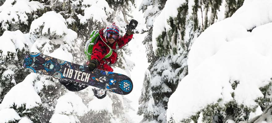 Lib Tech Sustainable Snowboarding