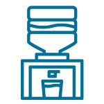 Free Water Refills icon